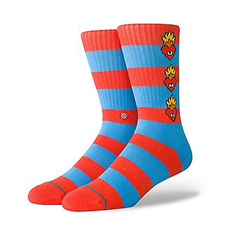 Stance Heartless Crew Socks in Multi