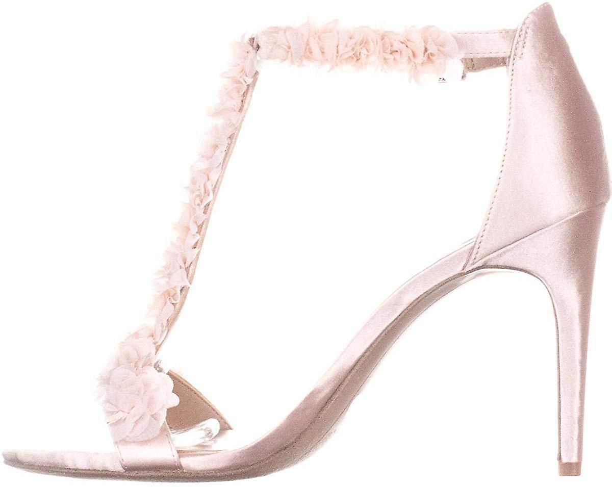 Inc Womens Rosiee 2 Satin T-strap Dress Sandals