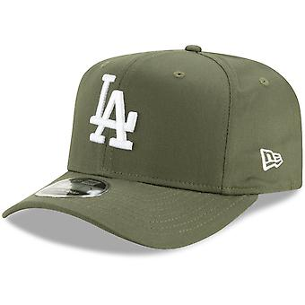 New Era 9Fifty Stretch Snapback Cap - LA Dodgers Olive