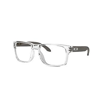 Oakley Holbrook RX OX8156 03 Polished Clear Glasses