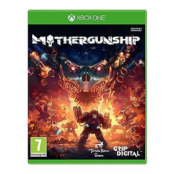 Mothergunship Xbox One-Game (GCAM-beoordeling-Engels/Arabisch vak)
