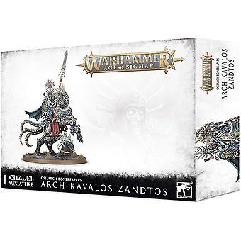 Games Workshop - Warhammer Age of Sigmar: Arch-Kavalos Zandtos