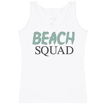 Beach Squad - Matching Set - Baby Vest, Dad & Mum Vest