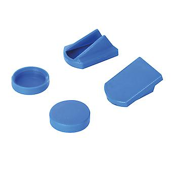 Replacement Clamp Pads Set 4pce