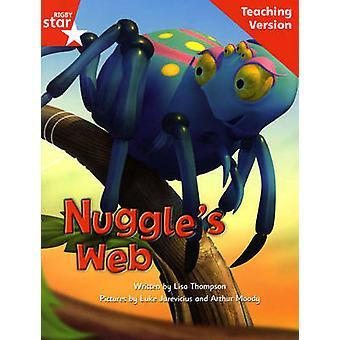 Fantastische forest Red Level fictie Nuvels Web onderwijs ve door Catherine Baker