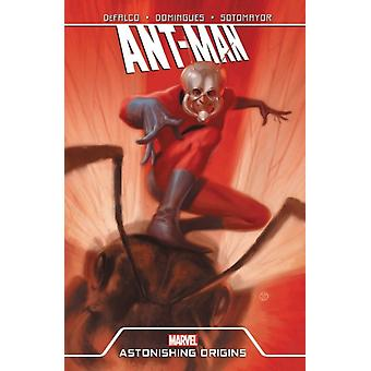 Antman Astonishing Origins by Mark DeFalco