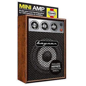 Haynes MP3 Amplifier Kit by Franzis Verlag