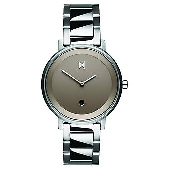 MVMT Signature II Women's Watch Wristwatch Stainless Steel D-MF02-S