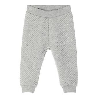 Name-it grau Baby Winter Höschen NBMOLEMI