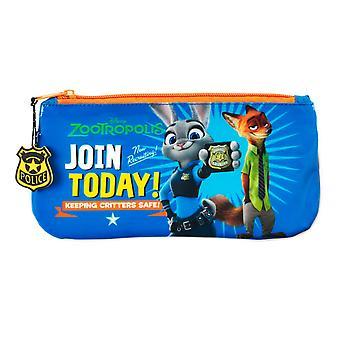 迪斯尼动物园儿童/儿童官方字符铅笔盒