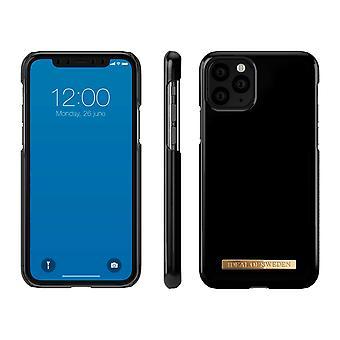 iDeal de Suecia iPhone 11 Pro / X / XS Shell - Negro mate