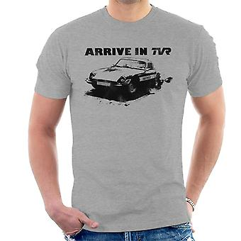 TVR Arrive In Retro M Series Men's T-Shirt