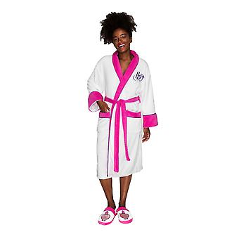 Harry Potter Bathrobe Love Potion Logo new Official Womens White Fleece