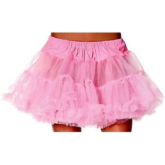 Petticoat Tutu Adult Bubblegum