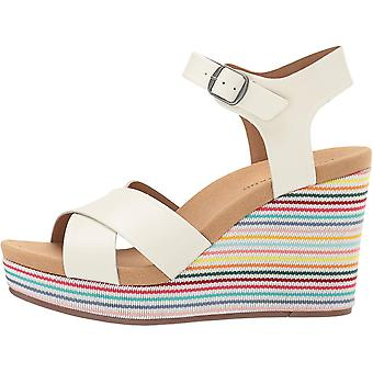 Lucky Brand Women's Yarosan Wedge Sandal