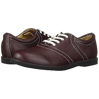 Academie Gear Mujeres Cheer Almond Toe Oxfords
