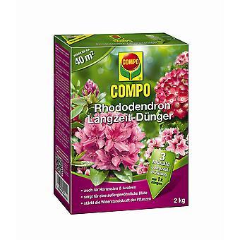 COMPO Rhododendron Long-term fertilizer, 2 kg