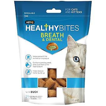 Mark & Chappell Funktionelle Snacks Atem Und Gesunde Zähne