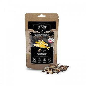 Dogit La Mer Rollos Bacalao Deshidratado para Perros (Dogs , Treats , Natural Treats)