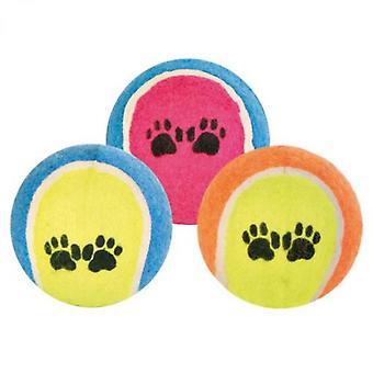 Trixie Assortment Tennis Ball (Dogs , Toys & Sport , Balls)