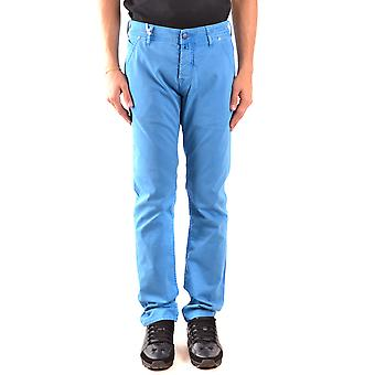 Jacob Cohen Ezbc054357 Männer's Hellblau Jeans