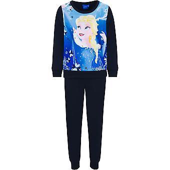 ディズニー冷凍女の子ジョギングスーツ