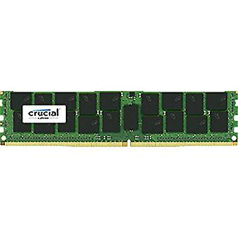 Crucial CT64G4YFQ426S Memory for 64 GB Server, DDR4, 2666 MT/s, PC4-21300, CL19, Quad Rank x4, ECC, Registered, DIMM, 288-Pin