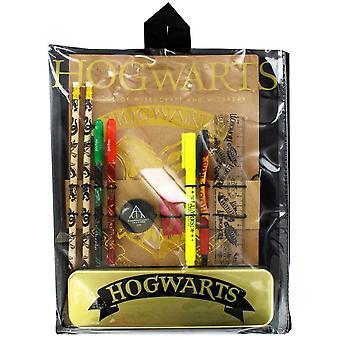 Harry Potter Hogwarts Bumper Stationery Set