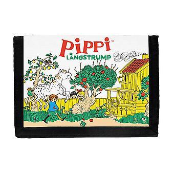 Pippi Långstrump Plånbok