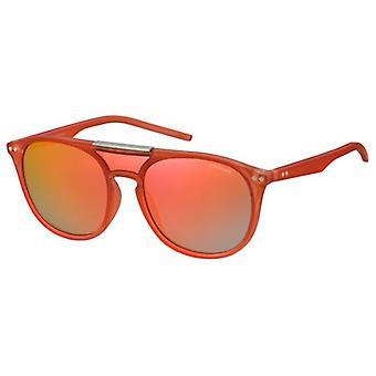 بولارويد PLD6023/S 15J/OZ أورانج/ نظارات حمراء معكوسة