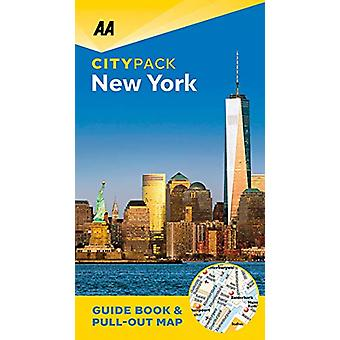 New York - AA CityPack - 9780749581824 Book