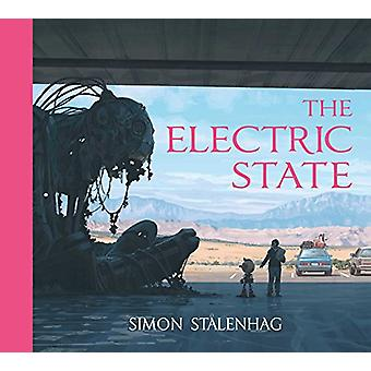 Den elektriske tilstand af Simon Stalenhag - 9781471176081 Bog