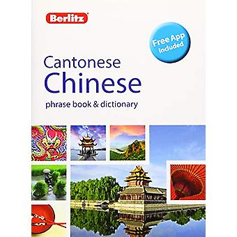 Berlitz Phrase Book & Dictionary Cantonese Chinese(Bilingual dict