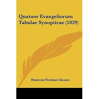 Quatuor Evangeliorum Tabulae� Synopticae (1829)