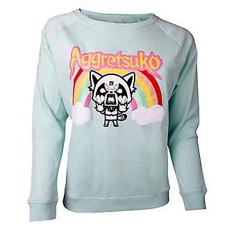 Official Aggretsuko Rage Aggretsuko Women's Sweater