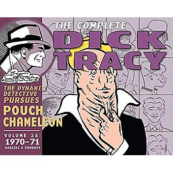 Complete Chester Gould's Dick Tracy Volume 26 by Chester Gould - 9781