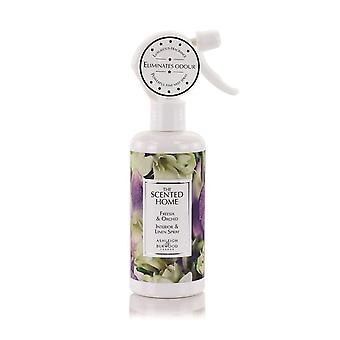 Ashleigh & Burwood Scented Home Interior & Linen Spray Freesia & Orchid