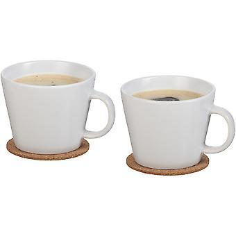 Seasons Hartley 2-Piece Mug Set With Coaster
