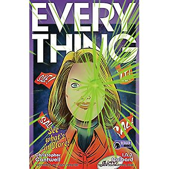 Everything Volume 1 by Christopher Cantwell - 9781506714929 Book