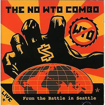 Aucun Combo de l'OMC - en direct de la bataille en importation USA Seattle [CD]