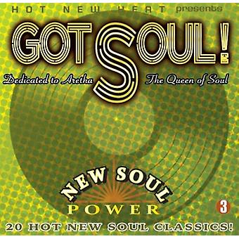 Got Soul! Vol. 3: Dedicated to Aretha Queen of - Got Soul! Vol. 3: Dedicated to Aretha Queen of [CD] USA import