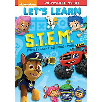 Let's Learn: S.T.E.M. [DVD] USA import