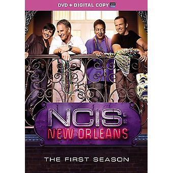 NCIS: Nova Orleans: importação EUA a primeira temporada [DVD]