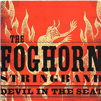 Foghorn Stringband - Devil in the Seat [Vinyl] USA import