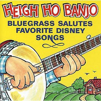 Heigh Ho Banjo-Bluegrass Salutes Favorite Disney S - Heigh Ho Banjo-Bluegrass Salutes Favorite Disney S [CD] USA import