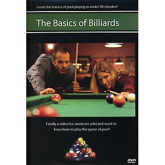 Basics of Billiards [DVD] USA import