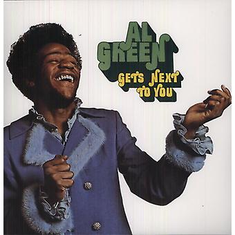 Al Green - Gets Next to You [Vinyl] USA import