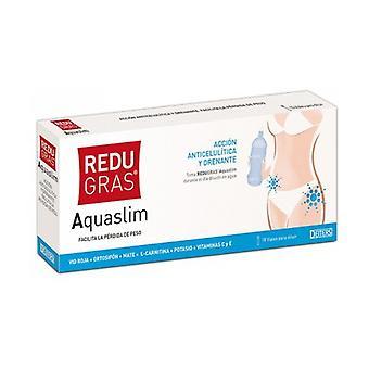 Redugras Aquaslim 10 vials of 10ml