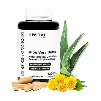 Aloe Vera Detox 120 capsules