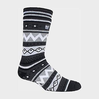 Heat Holders Women's Soul Warmer Socks Black